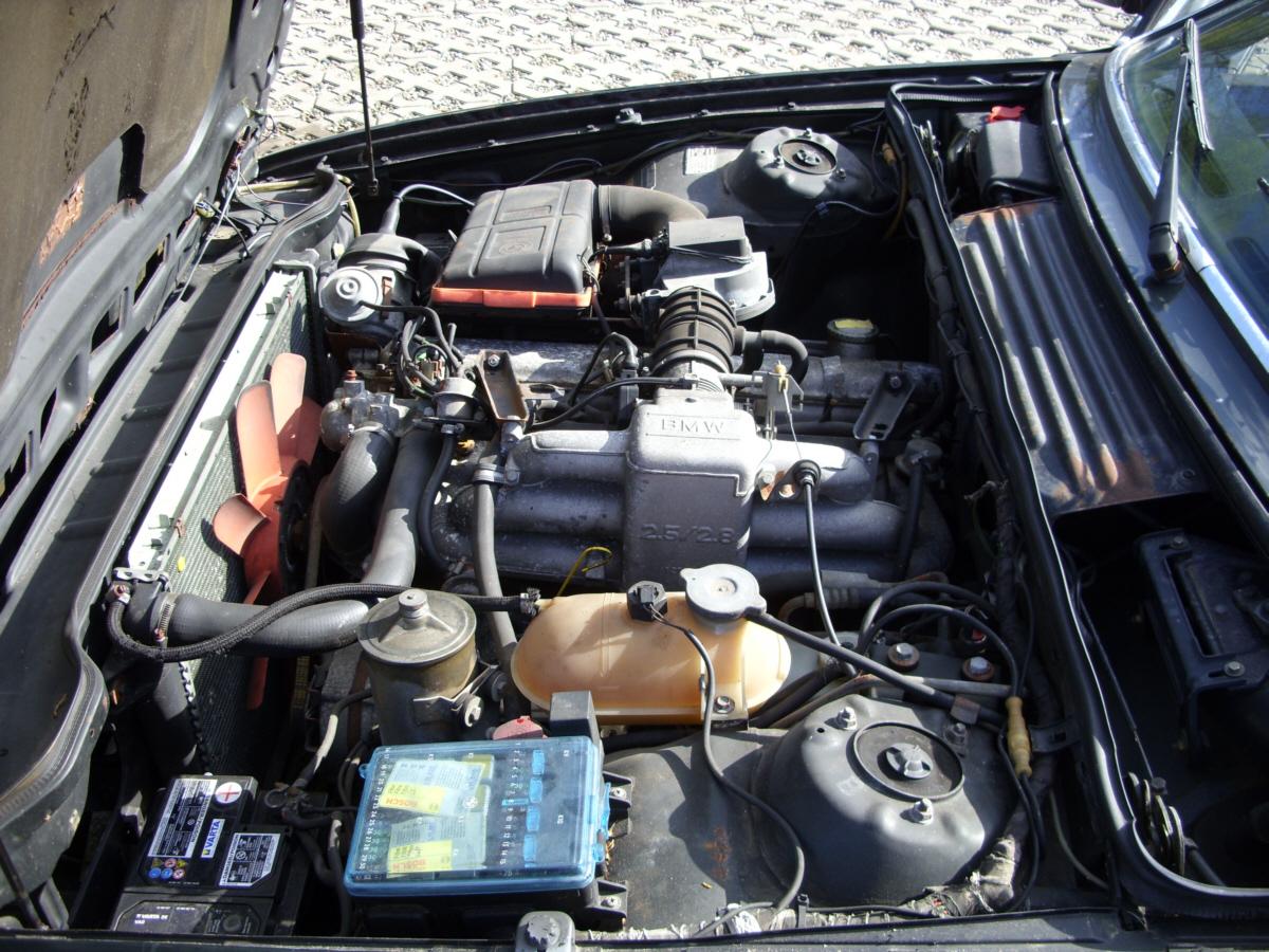 628 csi ber bj 12 1984 1985er modell scheunenfund Micheal motors